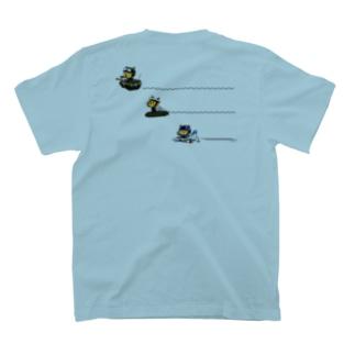 りく・かい・くう T-shirts
