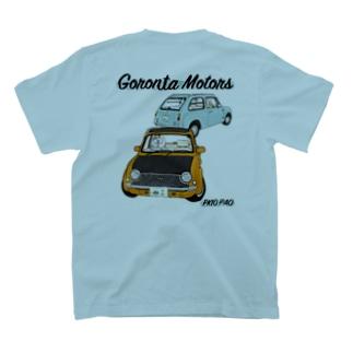 PAO✖️ごろんたファミリー T-shirts