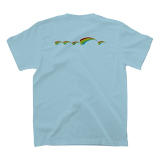 I*Ly / アイリィのレインボーフィン T-shirts