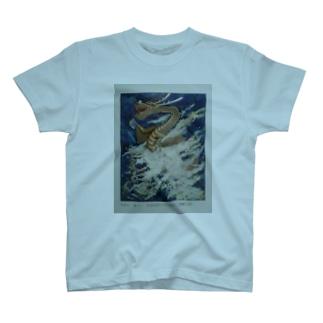 波動上昇シリーズ3 T-shirts