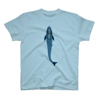 コバンザメremora。 T-shirts
