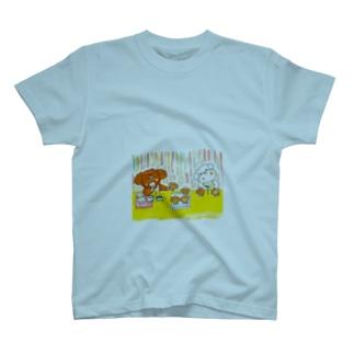 シェリガジュ「マフィン作り」 T-shirts
