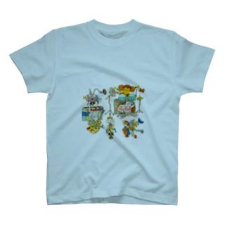 ROBOBO「ライブ」 T-shirts