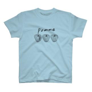 le pomme T-shirts