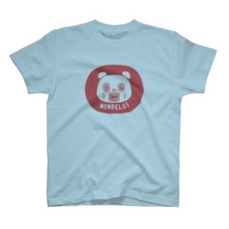モンデロース(赤) T-shirts