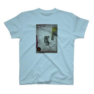 封筒の中からおっさん T-shirts