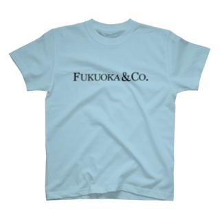 福岡シティTシャツ(カンパニー)  T-shirts