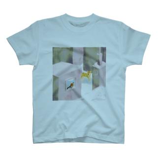 広場 T-shirts