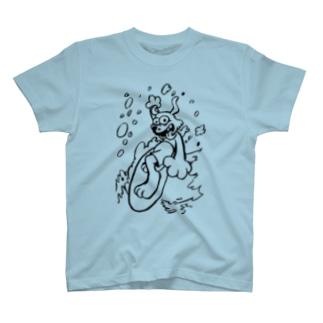 サーファー用 T-shirts