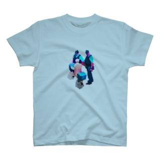 親切なお巡りさん T-shirts