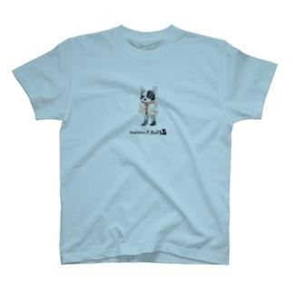 メイソン.F.ブル T-shirts