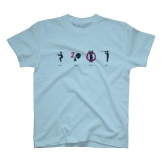 パンツー丸見え T-shirts