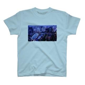 景色TシャツB T-shirts