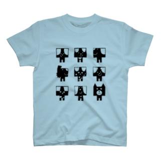 カレミニョン9 T-shirts