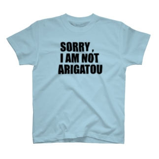 SORRY  T-shirts