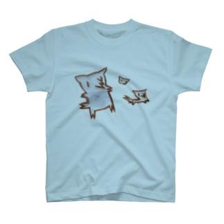 アリクイ T-shirts