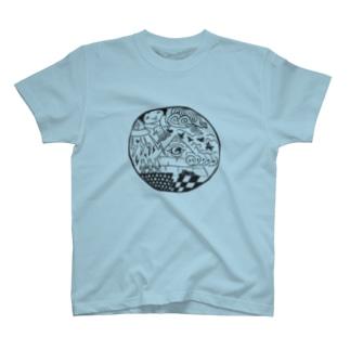 ピラミッド T-shirts