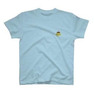 プリンはあるく T-shirts