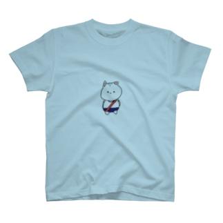 運動会ぬこさん T-shirts