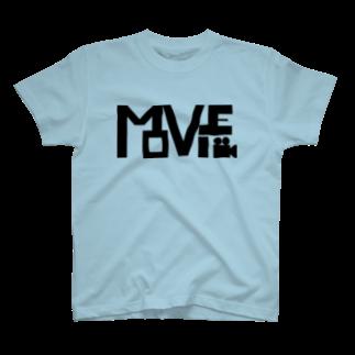 バンブータケのMOVIE Tシャツ