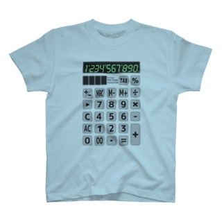 電卓 Calculator T-shirts