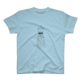 ノースリーブワンピース T-shirts