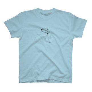 シャワー T-shirts