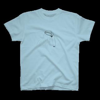 佐藤撫子のシャワー T-shirts