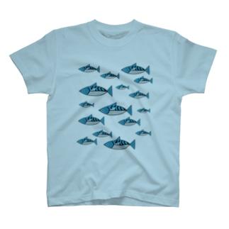 Maquereau君 T-shirts
