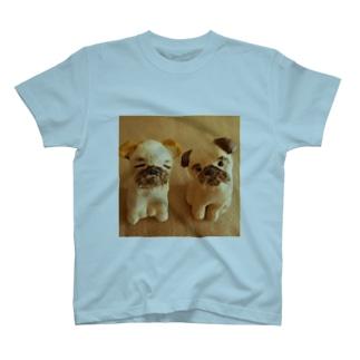 ブリュッセルグリフォン T-shirts