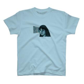ポートレート1 T-shirts