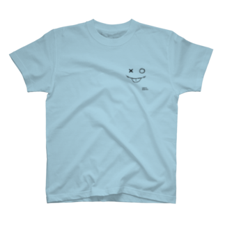 DIRTY FRIENDsの微笑みピエロ T-shirts