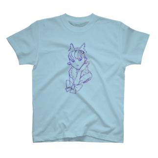 エメラルドのまなざし T-shirts