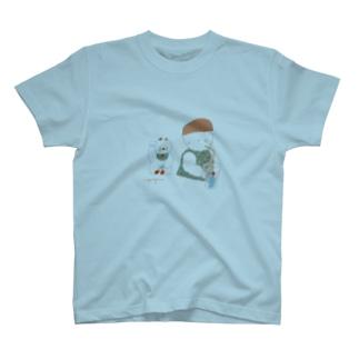 このさくらんぼは招かれないぞ T-shirts