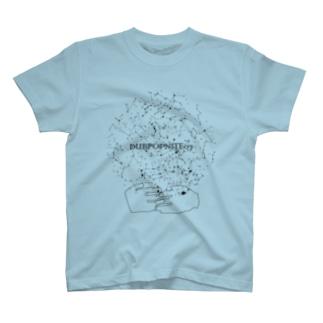 DUBPOPNITE07 -b【復刻】  T-shirts
