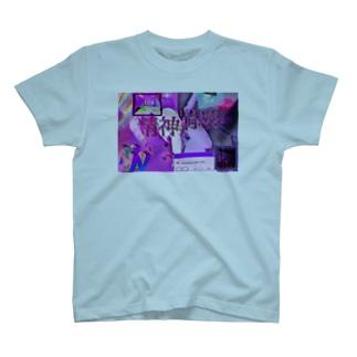 精神崩壊 T-shirts