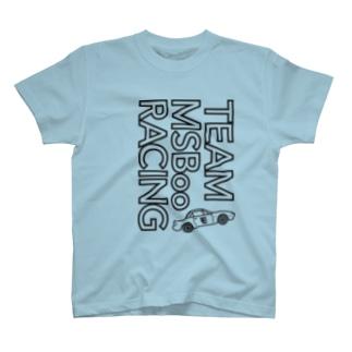 TEAM モタスポ部 RACING T-shirts