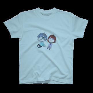 うぃるンちゅの似月 T-shirts