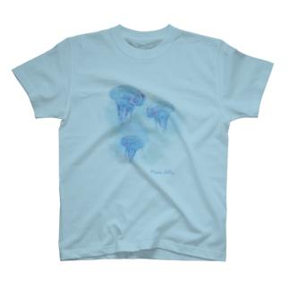 ミズクラゲ T-shirts
