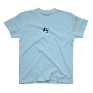 むり(英字風) T-Shirt