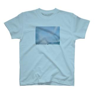 夏の空 T-shirts