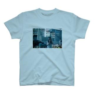 BARBER WATANABE ORIGINAL GOODS T-shirts