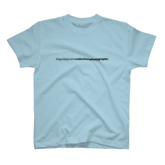 suburban photographs T-shirts