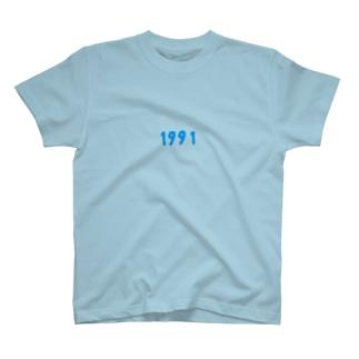Born in 1991 T-shirts