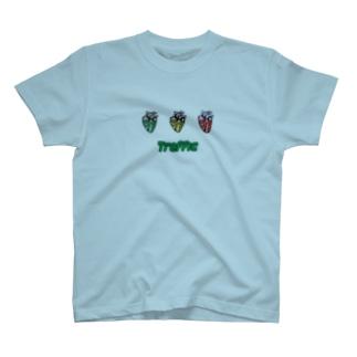 Traffic T-shirts