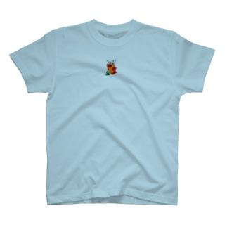 なまいき金魚ちゃん T-shirts