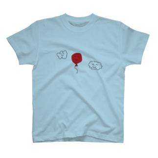 穏やかな空 T-shirts