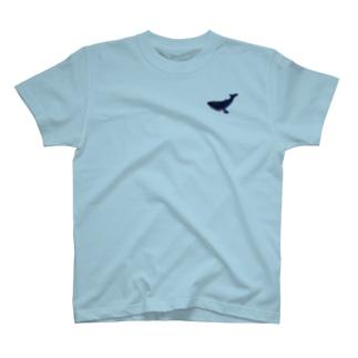 ギャラくじら T-shirts
