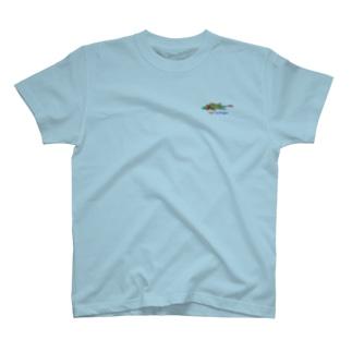ゆるい龍虎1 T-shirts