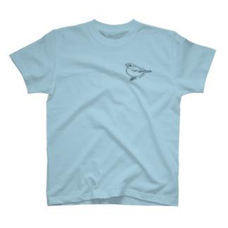 幼鳥ちゃん T-shirts